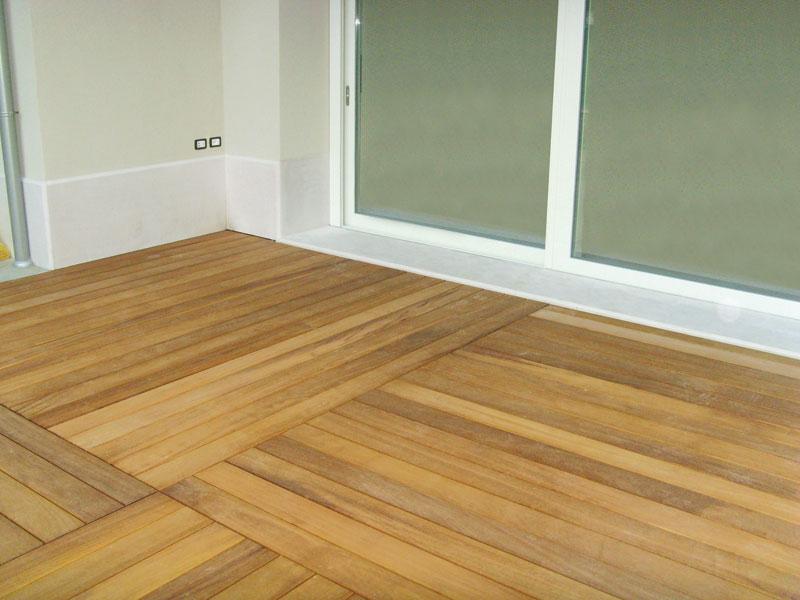 Posa di pavimenti in legno per esterni padova vicenza - Posa pavimenti esterni ...