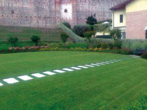 Pavimentazione per giardino in pietra padova vicenza treviso e