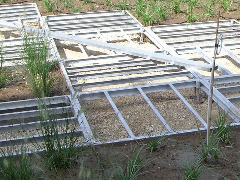 Posa di pavimenti in legno per esterni padova vicenza treviso e venezia giardini cesare pavin - Pavimentazione giardino in legno ...